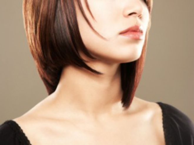 красивая шея